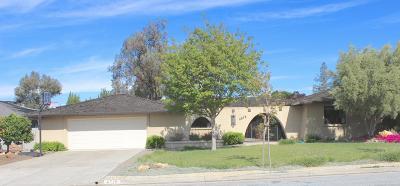 Single Family Home For Sale: 6578 Gillis Dr