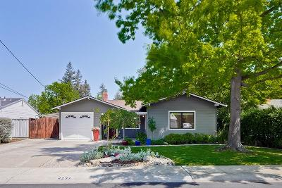 Palo Alto Single Family Home Contingent: 4237 Suzanne Dr