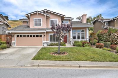 MORGAN HILL Single Family Home Contingent: 2535 Magnolia Way