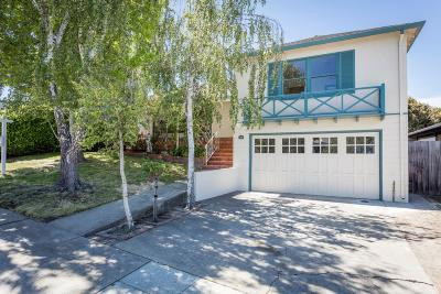 Burlingame Single Family Home For Sale: 1645 Marco Polo Way