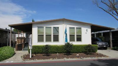 SUNNYVALE Mobile Home For Sale: 690 Persian Dr 62