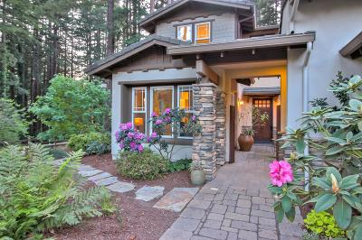Santa Cruz Single Family Home For Sale: 121 Palomino Way