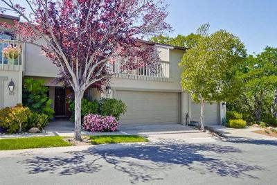 LOS GATOS Townhouse For Sale: 105 Altura Vis