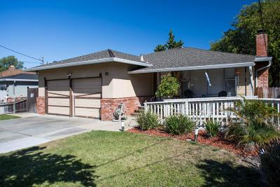 Redwood City Single Family Home For Sale: 2015 Madison Ave