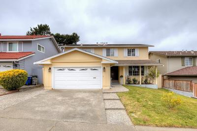 South San Francisco Single Family Home For Sale: 2271 Kenry Way