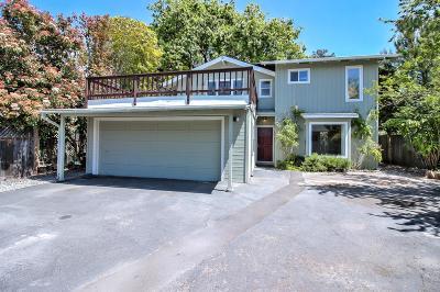 Santa Cruz Single Family Home For Sale: 110 S Morrissey Ave
