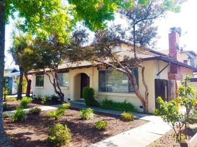 SUNNYVALE Multi Family Home For Sale: 522 S Fair Oaks Ave