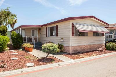 SUNNYVALE Mobile Home For Sale: 1220 Tasman Dr 188