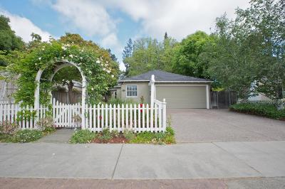 Palo Alto Single Family Home For Sale: 455 Oregon Ave