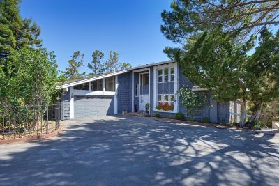 LOS GATOS Single Family Home For Sale: 14920 Diduca Way