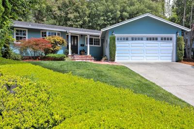 LOS GATOS Single Family Home For Sale: 108 Alta Heights Ct