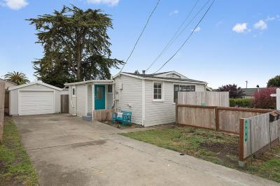 PACIFICA Single Family Home Contingent: 334 Monterey Rd