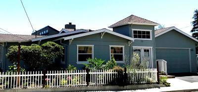 Santa Cruz Single Family Home For Sale: 2110 7th Ave