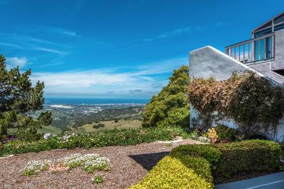 Monterey Single Family Home For Sale: 10745 Saddle Rd