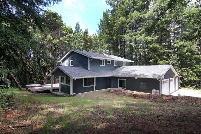 LOS GATOS Single Family Home For Sale: 17265 Debbie Rd