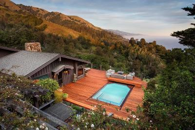 Big Sur Single Family Home For Sale: 48310 Highway 1