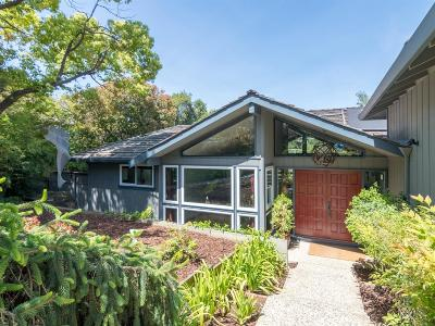 LOS GATOS Single Family Home For Sale: 105 Via De Tesoros