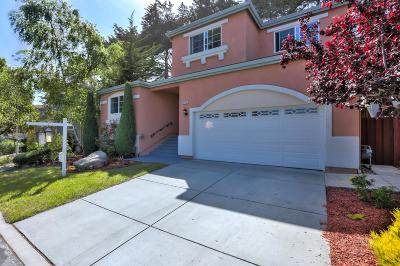 Marina Single Family Home For Sale: 3135 Ocean Ter