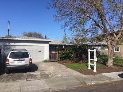 SANTA CLARA Single Family Home For Sale: 630 Clara Vista Ave