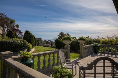 Carmel Single Family Home For Sale: 5 Mentone Rd