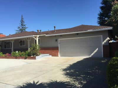 CUPERTINO Single Family Home For Sale: 21980 McClellan Rd