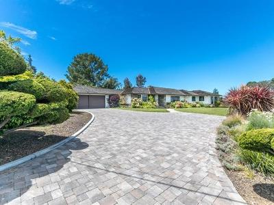 LOS ALTOS Single Family Home For Sale: 1446 Club View Ter