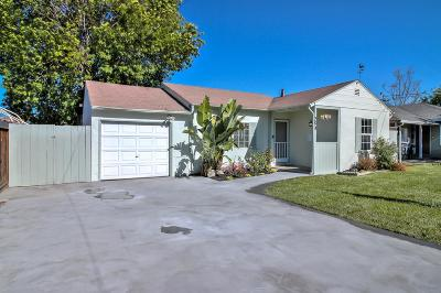 Sunnyvale Single Family Home For Sale: 394 N Murphy Ave