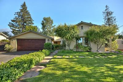 Los Altos Single Family Home For Sale: 505 San Felicia Way