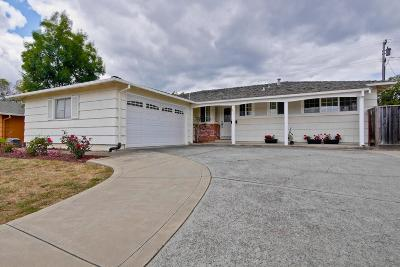 Cupertino Single Family Home For Sale: 873 Lily Ave