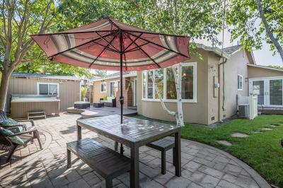 Sunnyvale Single Family Home For Sale: 915 Mockingbird Ln