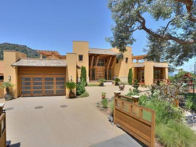 LOS GATOS Single Family Home For Sale: 16040 Overlook Dr
