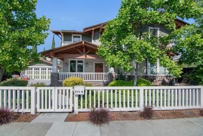 SANTA CLARA Single Family Home For Sale: 575 N Winchester Blvd