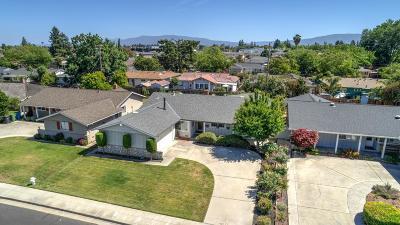 SANTA CLARA Single Family Home For Sale: 2882 Mesquite Dr