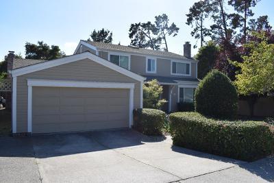 Monterey Single Family Home For Sale: 9 Antelope Ln