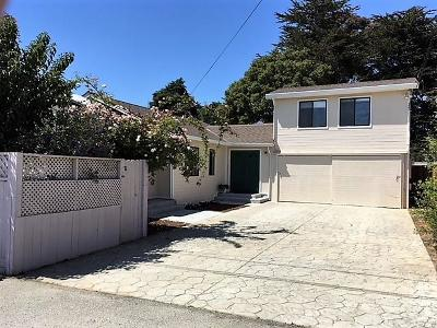 Aptos, Soquel Single Family Home Contingent: 262 North Ave
