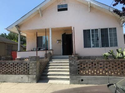 SAN JOSE Single Family Home For Sale: 1135 Plum St
