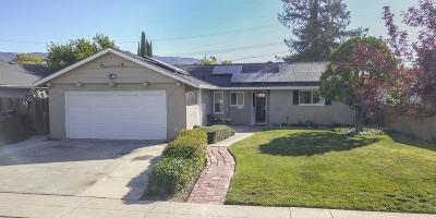 Single Family Home For Sale: 5577 Vassar Dr