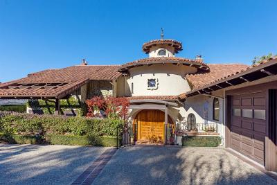 CUPERTINO CA Single Family Home For Sale: $4,900,000