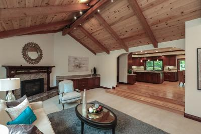 Los Altos Hills Single Family Home For Sale: 14945 Page Mill Rd