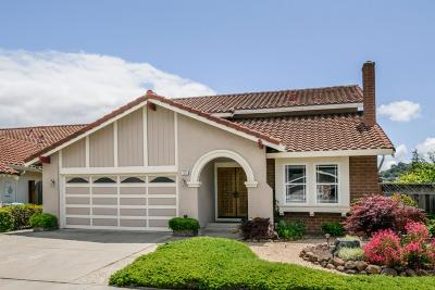 SAN MATEO Single Family Home For Sale: 120 Seagate Dr