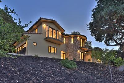 Los Altos Hills Single Family Home For Sale: 10880 Magdalena Rd