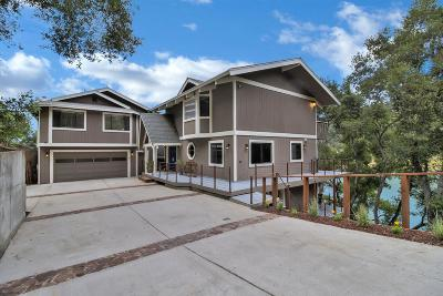 MORGAN HILL Single Family Home For Sale: 17106 Shady Lane Dr