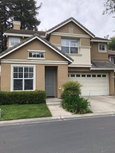 Campbell Rental For Rent: 325 Cherry Blossom Ln