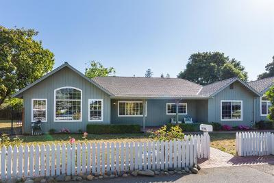 LOS GATOS Single Family Home For Sale: 16766 Farley Rd