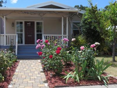 REDWOOD CITY Single Family Home For Sale: 162 Duane St