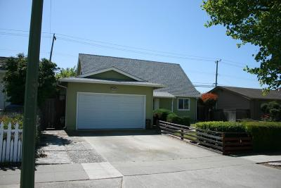 San Jose Single Family Home For Sale: 3122 Capewood Ln