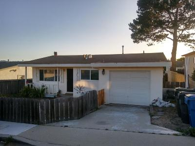 Seaside Single Family Home For Sale: 1765 Luzern St