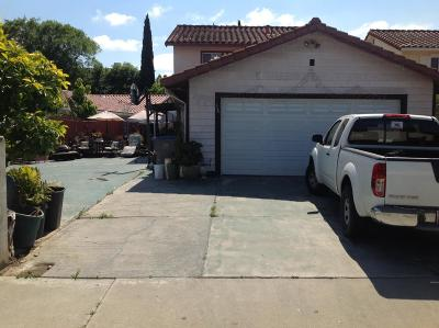 SAN JOSE Single Family Home For Sale: 546 Guerra Dr