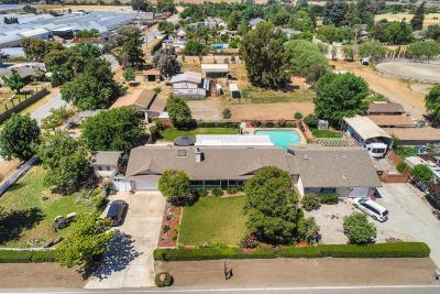 GILROY Single Family Home Contingent: 10715 6th St