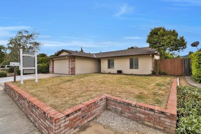 GILROY Single Family Home For Sale: 1290 Chesbro Way